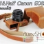 เคสกล้องหนัง Case Canon EOSM10 EOSM100 ฐานเปิดแบตได้ thumbnail 7