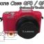 เคสซิลิโคนยาง Panasonic GF8 GF7 Silicone Case Pana GF8 GF7 thumbnail 17