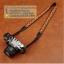 สายคล้องกล้อง cam-in Sonic wave-Orange thumbnail 8
