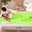 ถุงนอนผ้า cotton (เบาเล็กพิเศษ) สีเขียว thumbnail 3