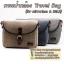 กระเป๋ากล้อง Mirrorless รุ่น Travel Bag สำหรับ XA3 XA2 GF8 A5100 A6000 EPL7 EM10 ฯลฯ thumbnail 2