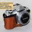 เคสกล้องหนัง EM10 Mark II ตรงรุ่น Case Olympus OMD E-M10 Mark2 ซองกล้องหนัง เลนส์ Kit / เลนส์สั้น thumbnail 16