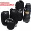 ซองใส่เลนส์กล้อง กระเป๋าใส่เลนส์อย่างหนา ห้อยเข็มขัดได้ Lens Pouch thumbnail 6