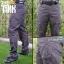 กางเกงยุทธวิธี รุ่น ix9c (เคลือบกันน้ำ) สีเทา thumbnail 1