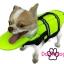 เสื้อชูชีพสุนัข Dogtalog แบบมีรองคอถอดได้ : สีเขียว thumbnail 12