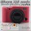 เคสซิลิโคนยาง Fuji XA5 Silicone Case XA5 ตรงรุ่น ใช้งานได้ครบทุกปุ่ม thumbnail 6