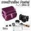 กระเป๋ากล้องเล็กๆ น่ารัก รุ่น Pastel สำหรับ A5100 EPL8 EM10Mark2 GF8 XA2 XA3 ฯลฯ thumbnail 1