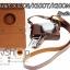 เคสกล้องหนัง Case Fuji X100S X100T X100M X100 รุ่นเปิดแบตได้ thumbnail 6