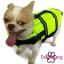 เสื้อชูชีพสุนัข Dogtalog แบบมีรองคอถอดได้ : สีเขียว thumbnail 8