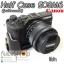 Half Case Canon EOSM6 ฮาฟเคส EOSM6 รุ่นเปิดแบตได้ thumbnail 3