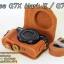 เคสกล้องหนัง G7X Mark II / Case G7XM2 thumbnail 9