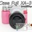 เคสกล้องหนัง Fuji XA3 XA10 XA5 ตรงรุ่น Case Fuji X-A3 X-A10 X-A5 ใช้ได้ทุกปุ่ม thumbnail 30