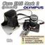 Case Olympus OMD EM5 Mark 2 รุ่นเปิดแบตได้ / เคสกล้องหนัง OMD-EM5M2 thumbnail 3