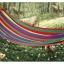 เปลญวน ผ้าสลับสี ขอบไม้ 200CM*80CM thumbnail 1