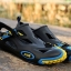 รองเท้าลุยน้ำ แห้งไว EVA Air สีดำ/เหลือง thumbnail 4