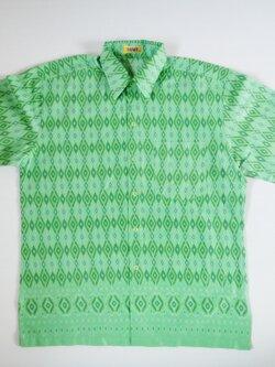 เสื้อสงกรานต์สีเขียว sale11