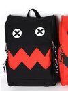 [สีดำ]J247-1 กระเป๋าสะพายหลัง | กระเป๋าเป้ผู้ชาย | กระเป๋าวัยรุ่น| กระเป๋าสะพายหลังผู้หญิง แฟชั่นยอดฮิต สำเนา