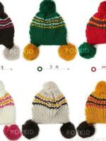 หมวกไหมพรม H29