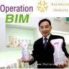 BIMน้ำมังคุดสกัดเข้มข้นชนิดซอง (10 ซอง)