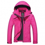 Jacket Outdoor S15 สีชมพู
