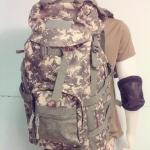เป้ Backpack Plus ลายพรางดิจิตอล