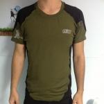 เสื้อยืด 511V2 สีเขียว