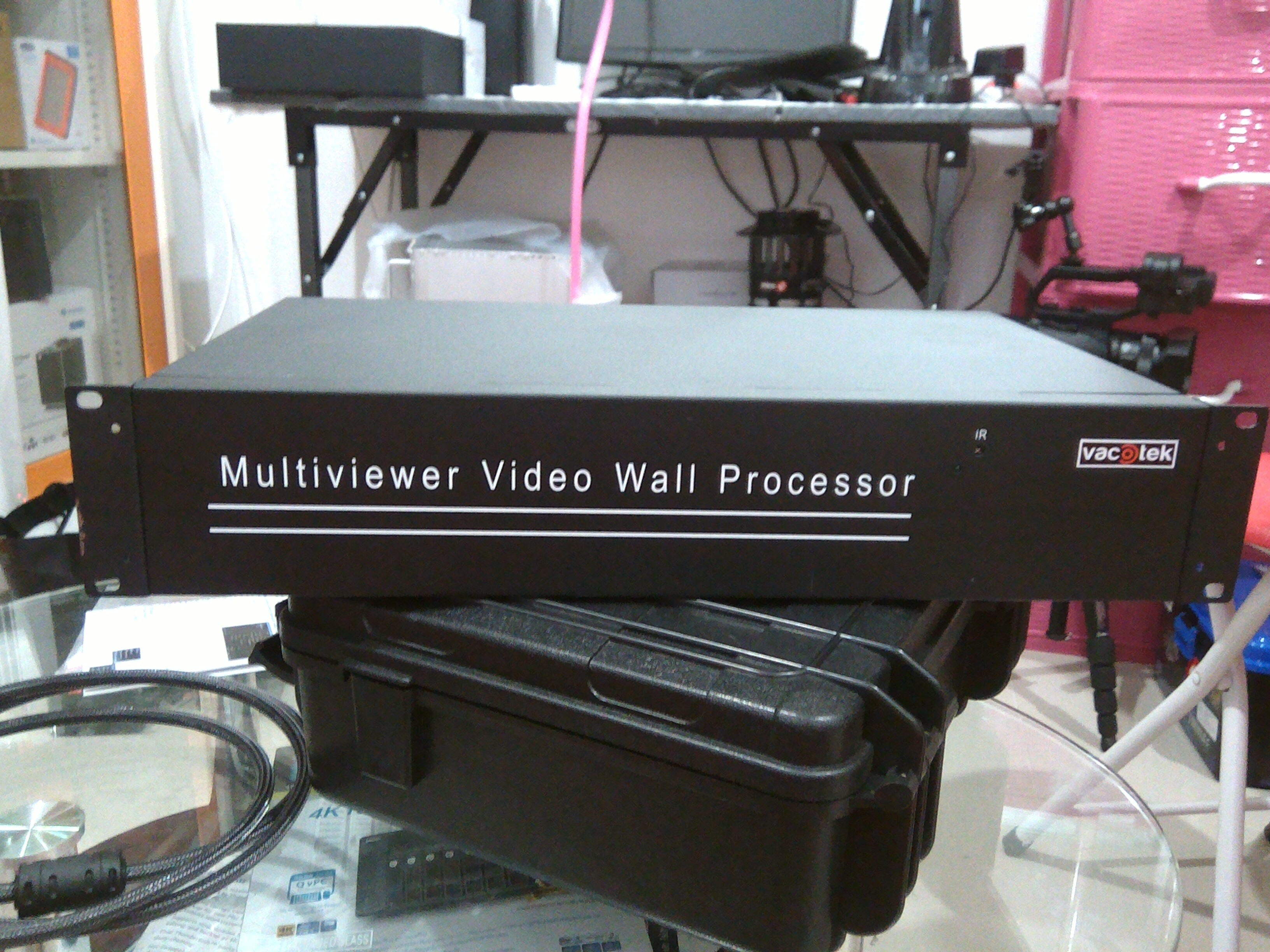 4x4 Video Wall Controller System - coremedia-tv อุปกรณ์สตรีม